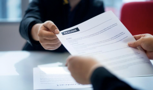 job interview, resume, zoom interview, in-person interview